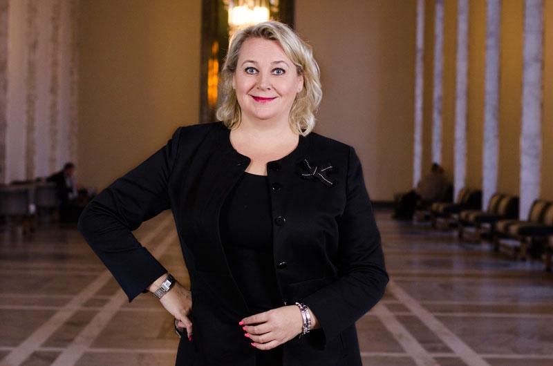 Pauliina Viitamies, kansanedustaja SDP