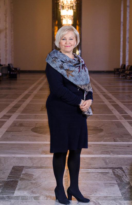 Tuula Peltonen, kansanedustaja SDP
